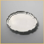 Chippendale Style Salver